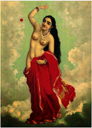 2ième KDO du jour, une sublime robe rouge...
