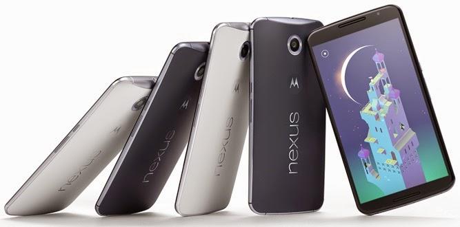 Motorola Nexus 6 Android Phone Harga Rp 10 Jutaan