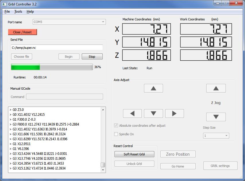Arduino cnc download