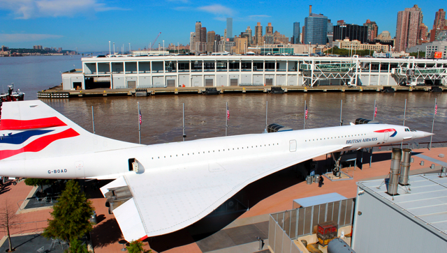 Concorde new york city