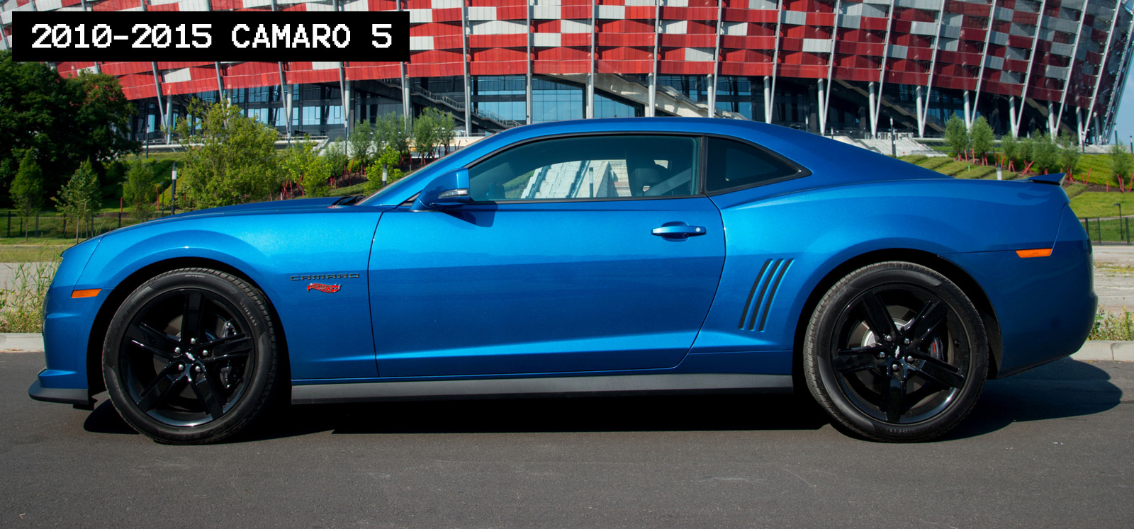 Which Camaro Has The Best Looking Profile?   Carscoops