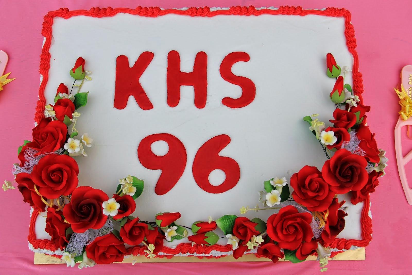 Selamat Ulang Tahun ke-96