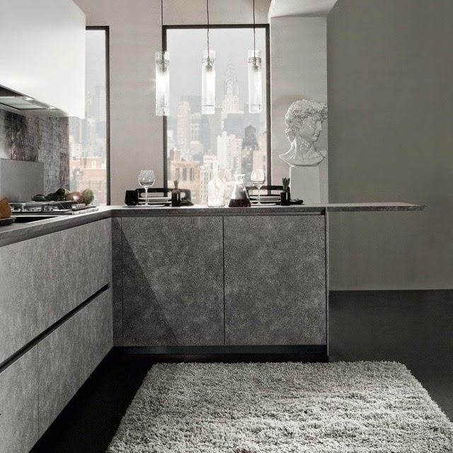 15 elegant minimalist kitchen designs with modern kitchen - Cucine del tongo catalogo ...