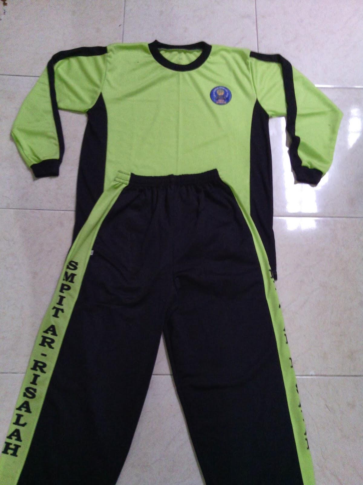 Konveksi Seragam Kaos Olahraga SD SMP SMU