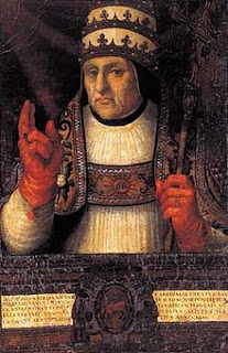 El papa Calixto III