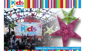 Revista Kids Emotion