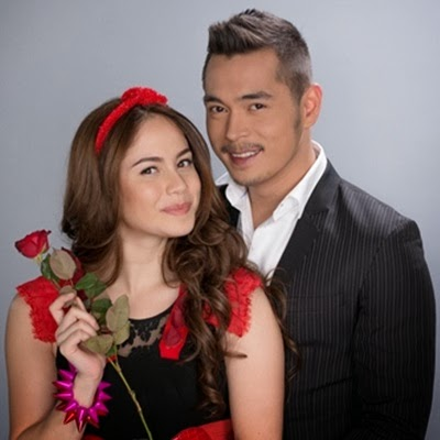 Jessy Mendiola and Jake Cuenca