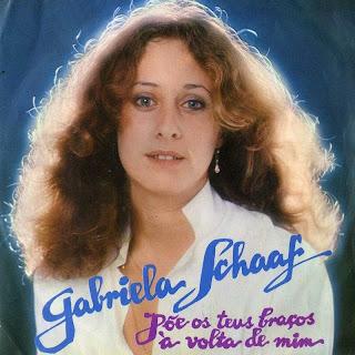 Gabriela Schaaf - Põe Os Teus Braços À Volta de Mim (Single 1977)  Gabriela+Schaaf+-+P%C3%B5e+os+Teus+Bra%C3%A7os+%C3%A0+Volta+de+Mim+-+Front