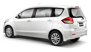 Harga Mobil Suzuki Ertiga Dan Spesifikasinya Terbaru 2015