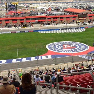 #NASCAR  Boasts Long SoCal History