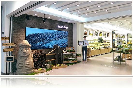 videowall en retail