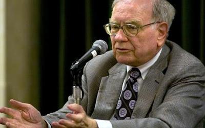 Nasehat Warren Buffett, Salah Satu Orang Terkaya di Dunia