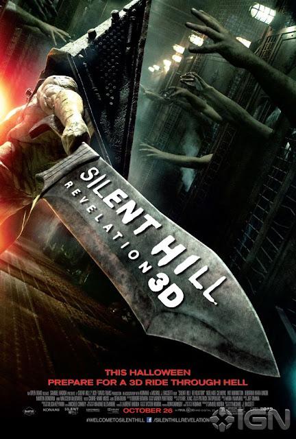 Poster Silent Hill Revelation