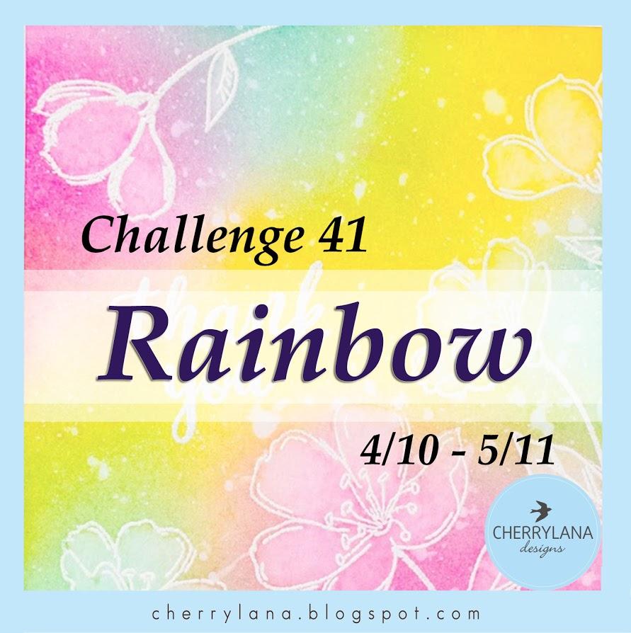 Challenge 41 - Радуга / Rainbow до 05/11