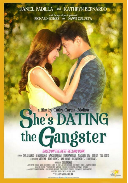 Shes dating the gangster athena dizon died today