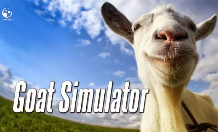 Goat Simulator Early Beta Access Key Code Download