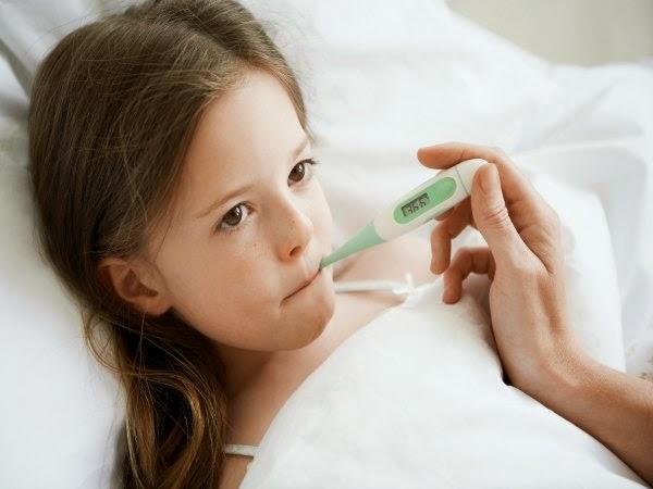 La fiebre leve no requiere tratamiento