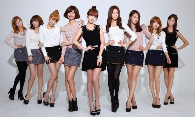 Personil Girlband Korea Tercantik - SNSD