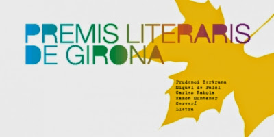 Premis Literaris de Girona 2014