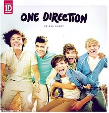 One Direction Up All Night Album Cover Review Indonesia