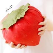 Big strawberry stuffed plush | Canufactum