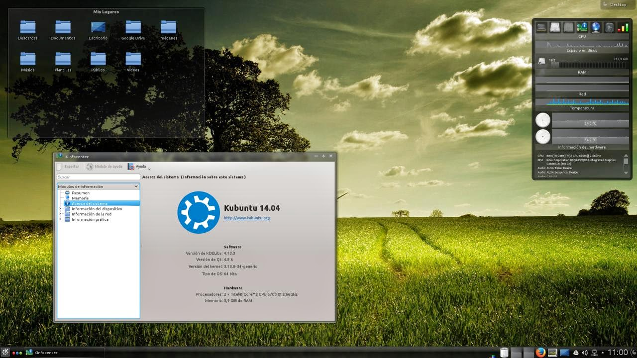 kubuntu 14.04 tublogdeubuntu kde4 kde