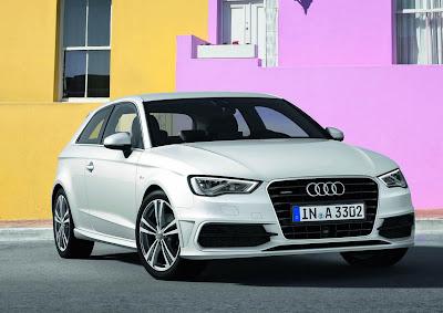 Audi A3 2012 : Les tarifs