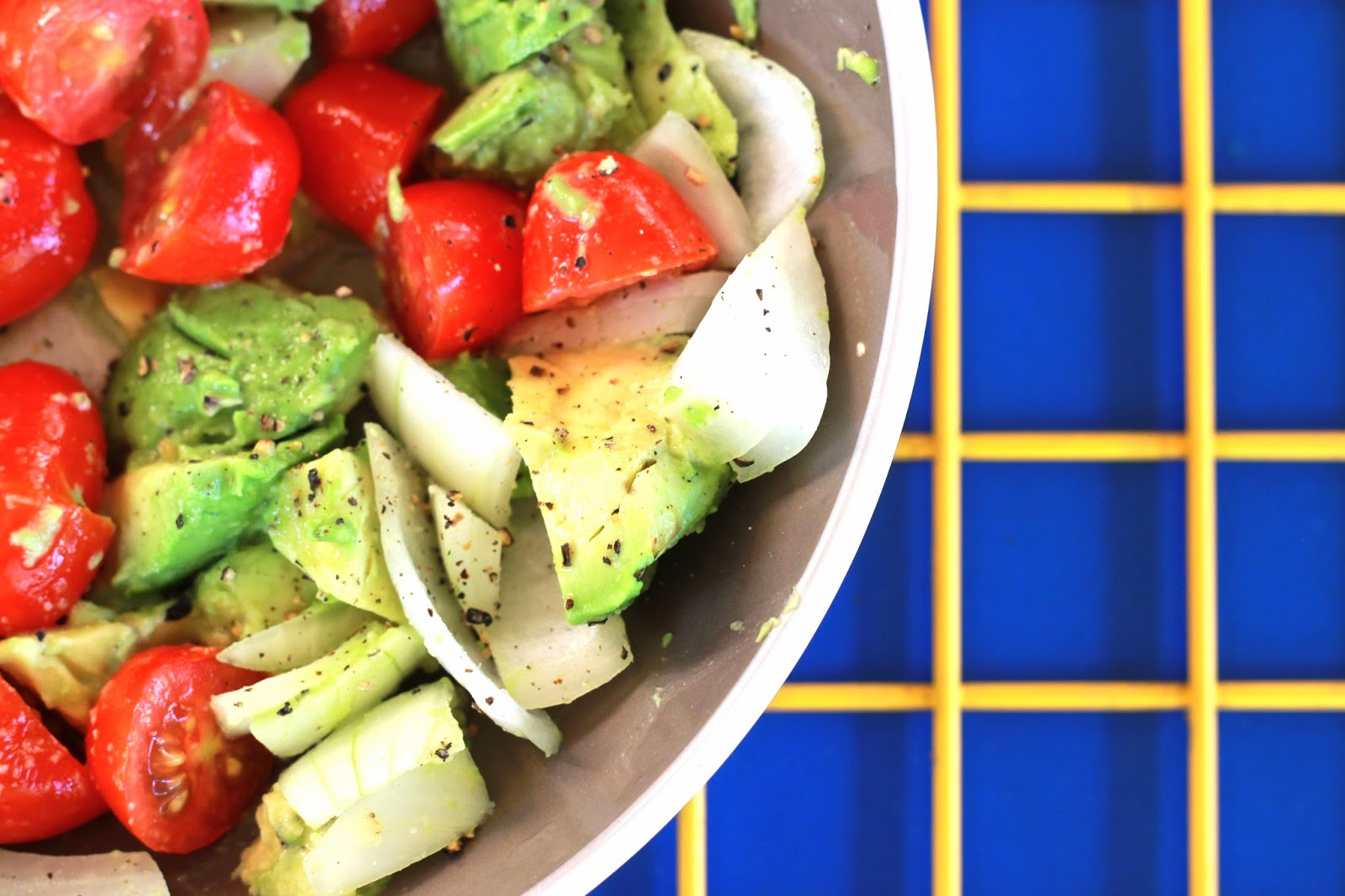 cucumber and tomato salad tomato tomatillo and corn salad with avocado ...
