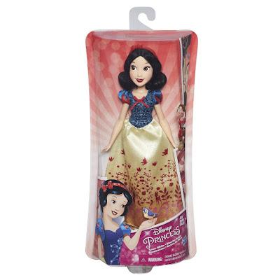 TOYS : JUGUETES - PRINCESAS DISNEY  Blancanieves : Muñeca | Snow White : Doll  Nueva Colección 2016 | Hasbro B5289 | A partir de 3 años  Comprar en Amazon España & buy Amazon España
