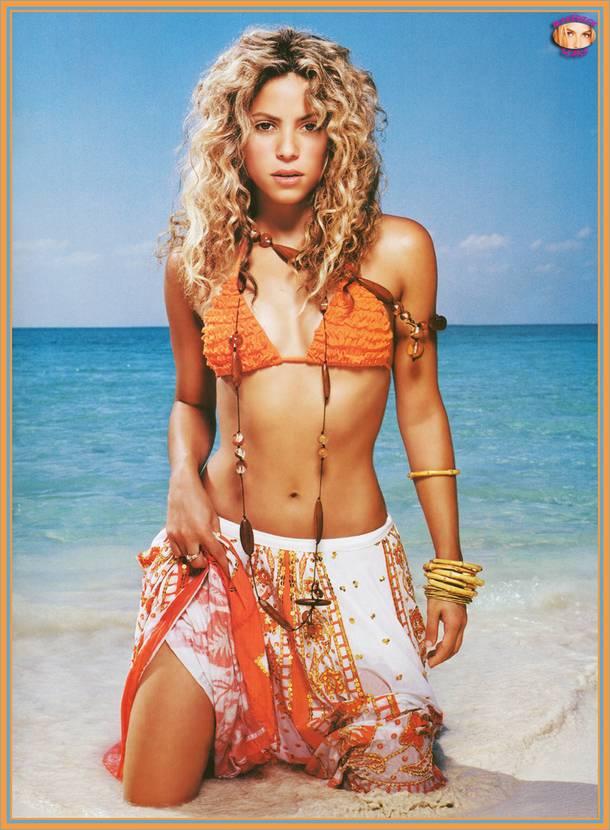 shakira hot bikini wallpaper - photo #27