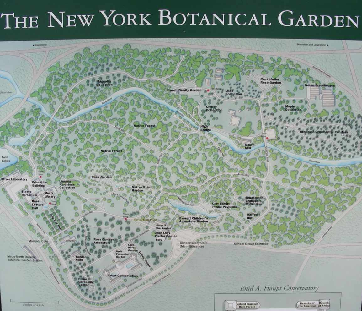 Merveilleux ... Botanical Garden Map Pdf | New York Utah Map. Updated: ...