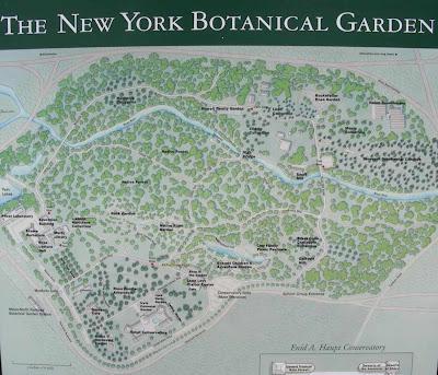 Of meticulous grounds - New york botanical garden parking ...