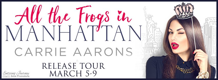 All The Frogs In Manhattan Release Tour