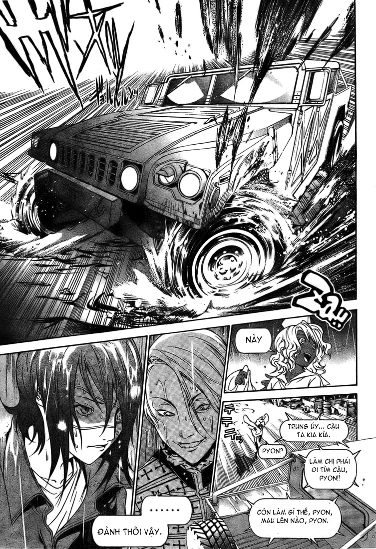 air gear Chap 188