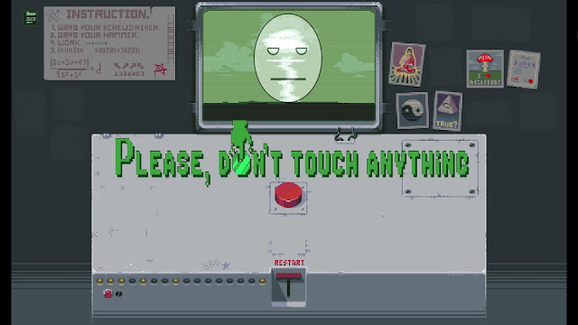 Please, Don't Touch Anything v1.0.1 APK Full