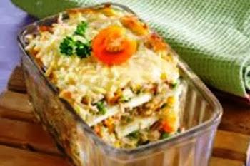 Sukun Lapis Sayur. i-Kuliner