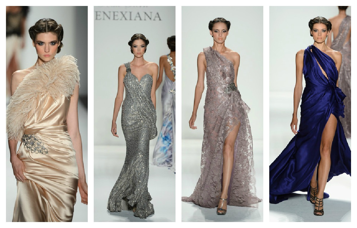 Evening Gowns In New York - Holiday Dresses