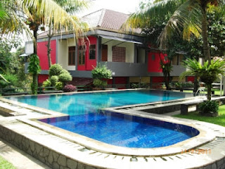 Tempat Outbound Bogor, Villa Ratu