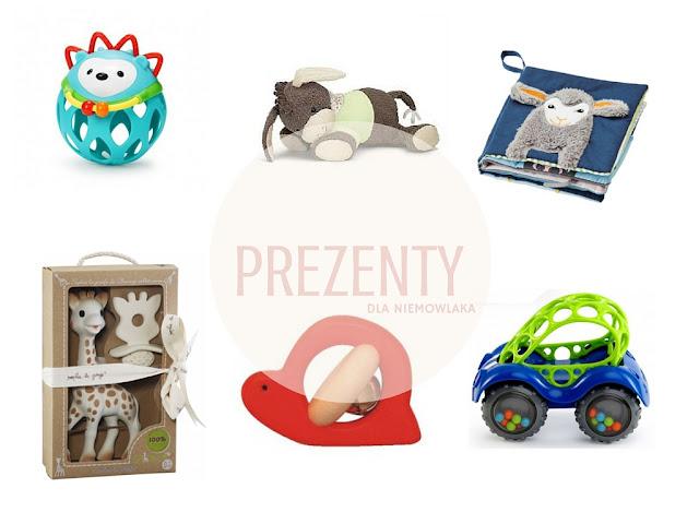 6 pomysłów na mikołajkowy prezent dla niemowlaka
