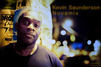 Kevin Saunderson - Novamix
