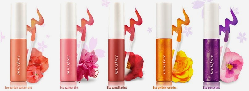 Innisfree Eco Flower Tint Color