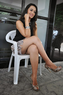 Actress Ester Noronha  Pictures at Jalsarayudu Movie Launch Event  018
