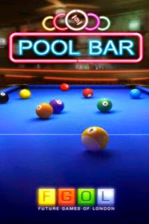 Screenshots of the Pool Bar HD for Android tablet, phone.