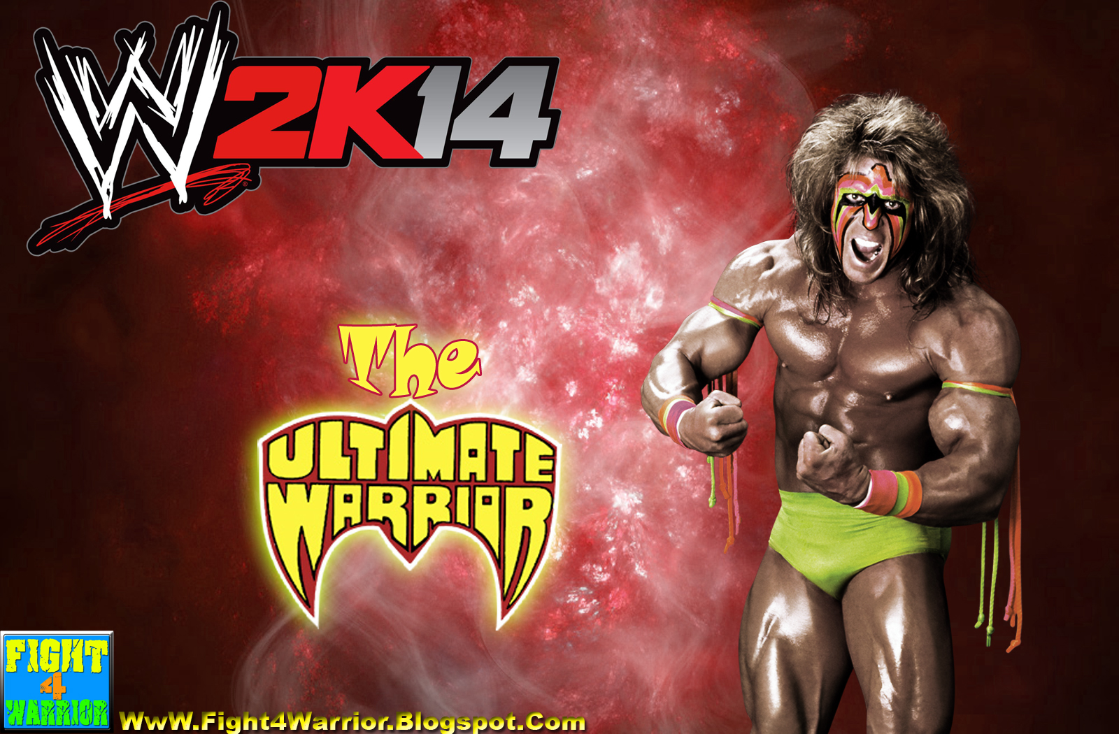 ultimate warrior wallpaper