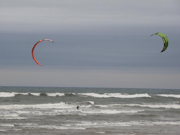 Kitesurf - Campo Bom