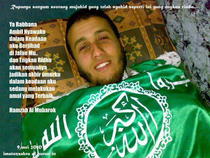 Jenazah Mujahidin - Mati Syahid