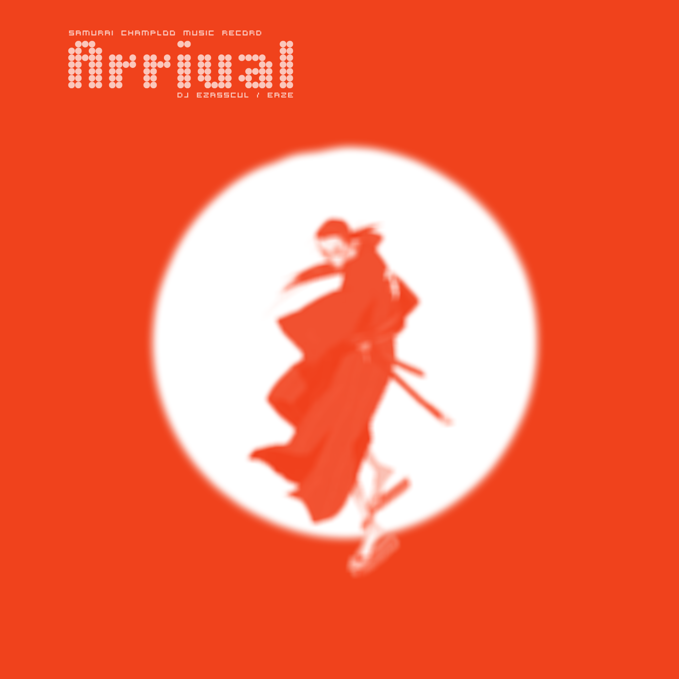 Force Of Nature / Nujabes / Fat Jon - Samurai Champloo Music Record - Impression