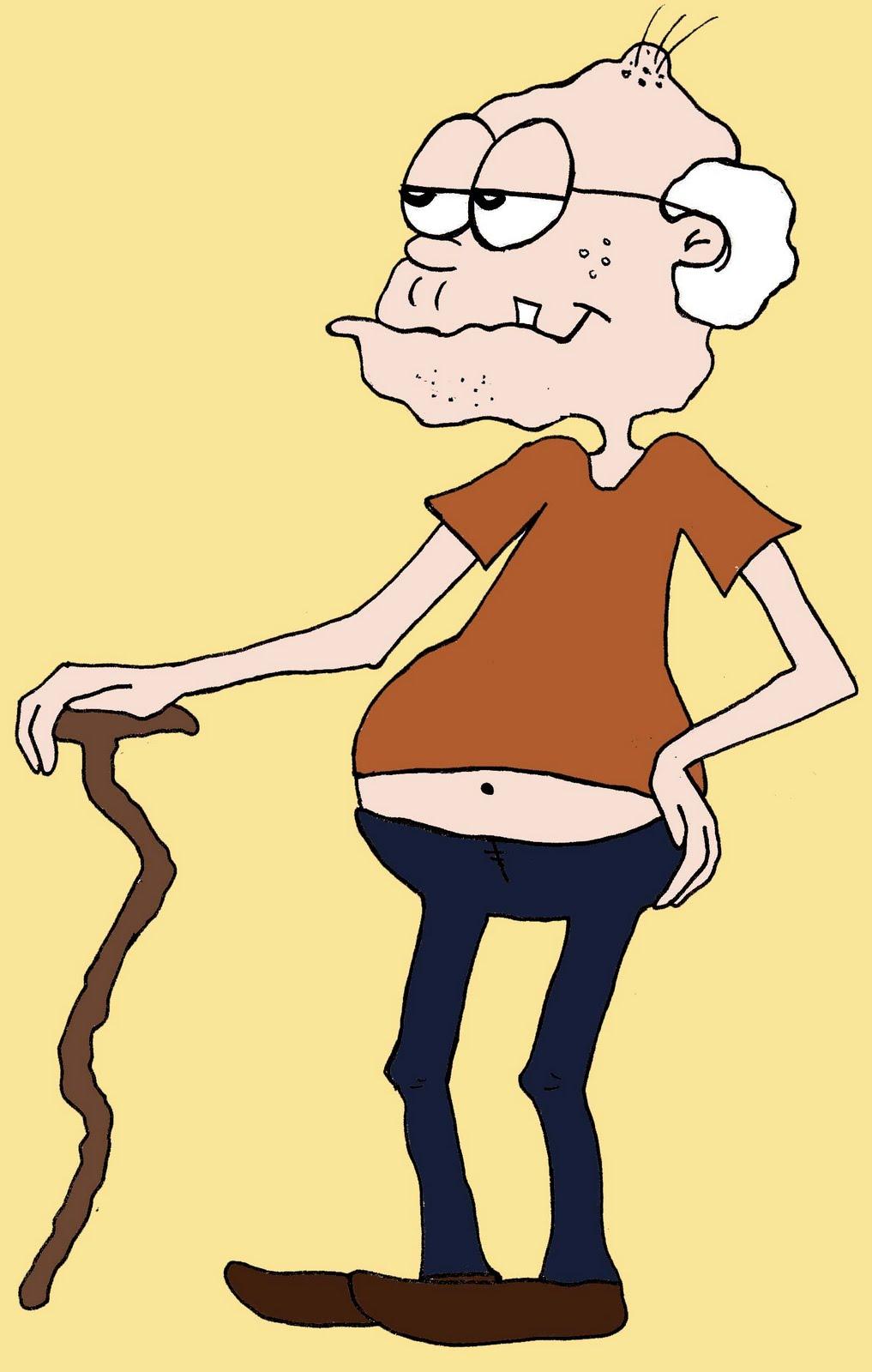 el viejo: