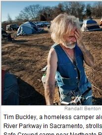 Sacramento homeless prominent in UN report about violations of basic human rights