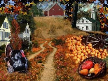 #19 Happy Thanksgiving Wallpaper